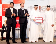 Coastal Qatar Receives the Bizz Award at an Exclusive Ceremony