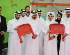 "Coastal Qatar begins production of ""Made in Qatar"" FIFA 2022 World Cup Seats."